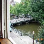 View of Herengracht canal