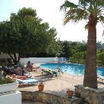 hotel lato pool