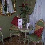 Pleasant interior of Room 5