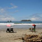 Manuel Antonio beach walking distance from Hotel Playa Espadilla
