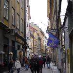 Gamla Stan - the Old Town