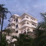 Vew of La Quinta from La Madera Beach