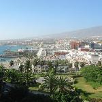 View from Club Atlantis