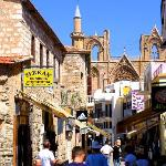 Streets of Old  Famagusta