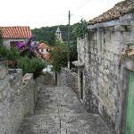 Cavat side street