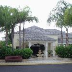 Lovely posh entrance, Oasis Golf Resort