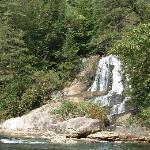 Dicks Creek Fall