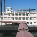 branson belle boat