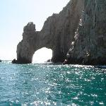 Los Cabos famous Arch