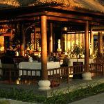 Oberoi, Lombok - restaurant