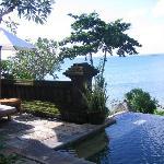 Private Plunge Pool in Villa
