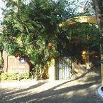Villa D'Este front entrance