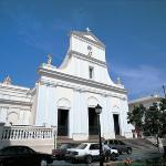 San Juan Cathedral on Cristo St.