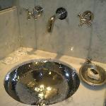 That beautiful sink