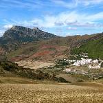 White Village of Montecorto
