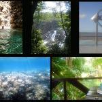 Kewarra and Cairns