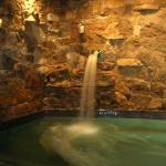 The Grotto in the spa