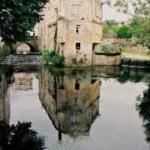 Niort, Canals, sluices and locks