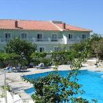 The best hotel in Samos