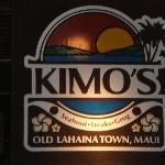 We love Kimo's!