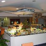 Mediteranian restaurant