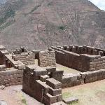 Archeological ruins at Pisac