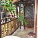 Balcony off of Posada Freud room