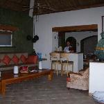 Living Area - Guest House
