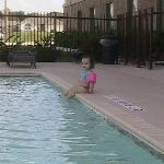 Nice, clean pool