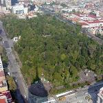 Alameda Central, Mexico City