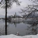 General lake view