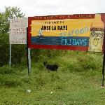 Fish Friday at Anse la Raye