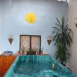 Private Whirlpool Hot Tub