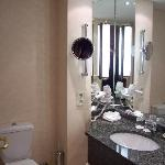 Room # 430, bathroom