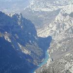 The stunning Gorges du Verdon