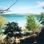 Lac St Croix.  Which would you prefer sunbathing here or with the masses on the beach?