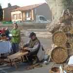 Local basket maker