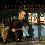 Bar at Cafe Luna