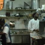 The Kitchen at Cafe Luna
