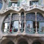 Balcony close-up