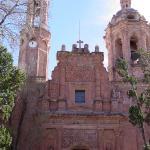 Convento de Guadalupe, Zacatecas/Museo Virreinal de Guadalupe :  Capilla de Napoles
