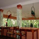 Another view of the breakfast room.