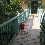 Baby Matteo at Turire