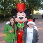 Time with Mickey