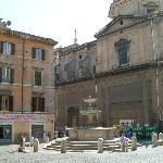 Photo de Casa Santa Sofia