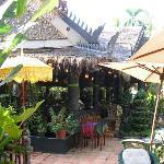 On site restaurant