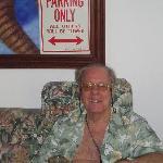 Woody - aka Grandpa