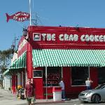 Entrance to Crab Cooker