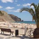 Local Luz beach