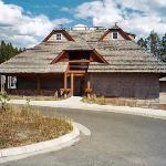 Dunraven Lodge, Yellowstone National Park, Wyoming